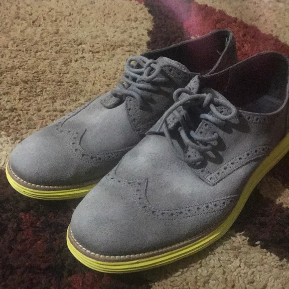 95bf0552f3b Cole Haan Other - Cole Haan Lunargrand wingtip